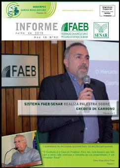 Palestra sobre o Mercado de Carbono no Brasil  // Salvador // FAEB