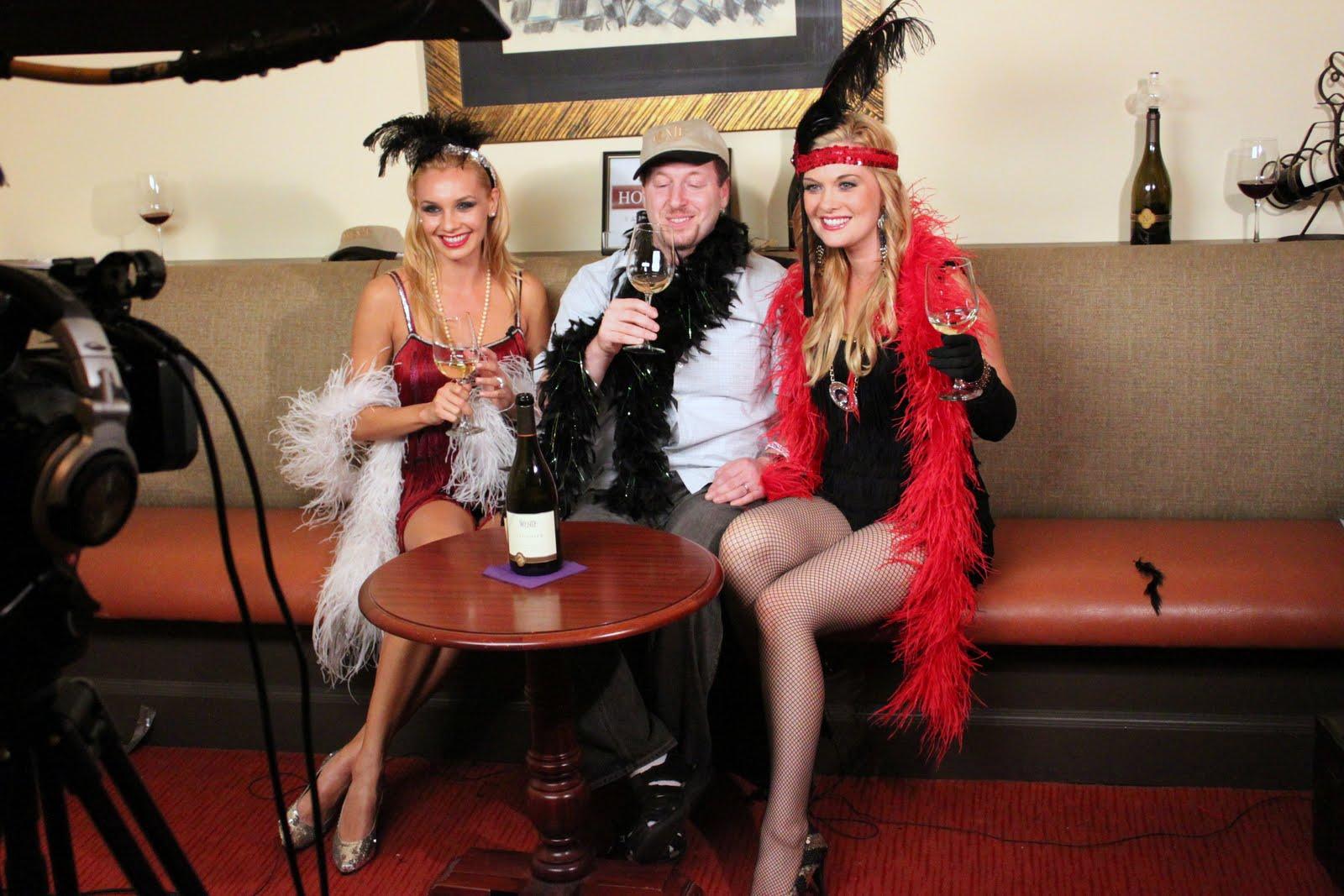 The Iron Chevsky Wine Blog: Iron Chevsky on Celebrity Wine Review TV