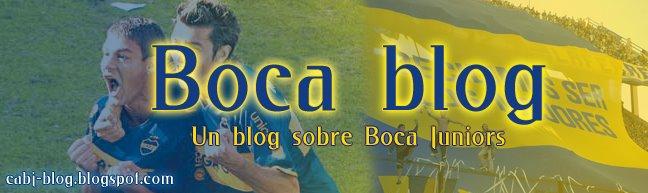 Boca blog | Un blog sobre Boca Juniors