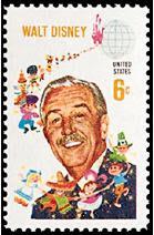 Walt Disney-stamp