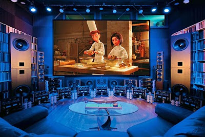 Most expensive home theater