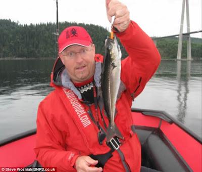 Fisherman steve wozniak
