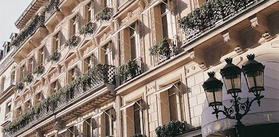 Park Hyatt, Vendome, Paris
