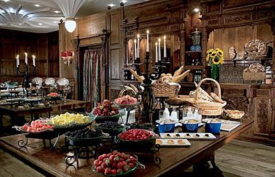 Moscow, Ritz-Carlton Suite