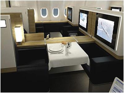 10 Maskapai Penerbangan Paling Mewah Dari Seluruh Dunia [ www.BlogApaAja.com ]