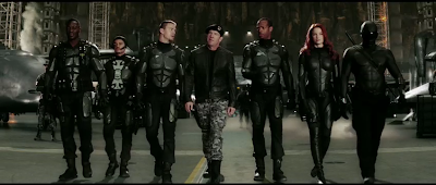 GI Joe 2 le film