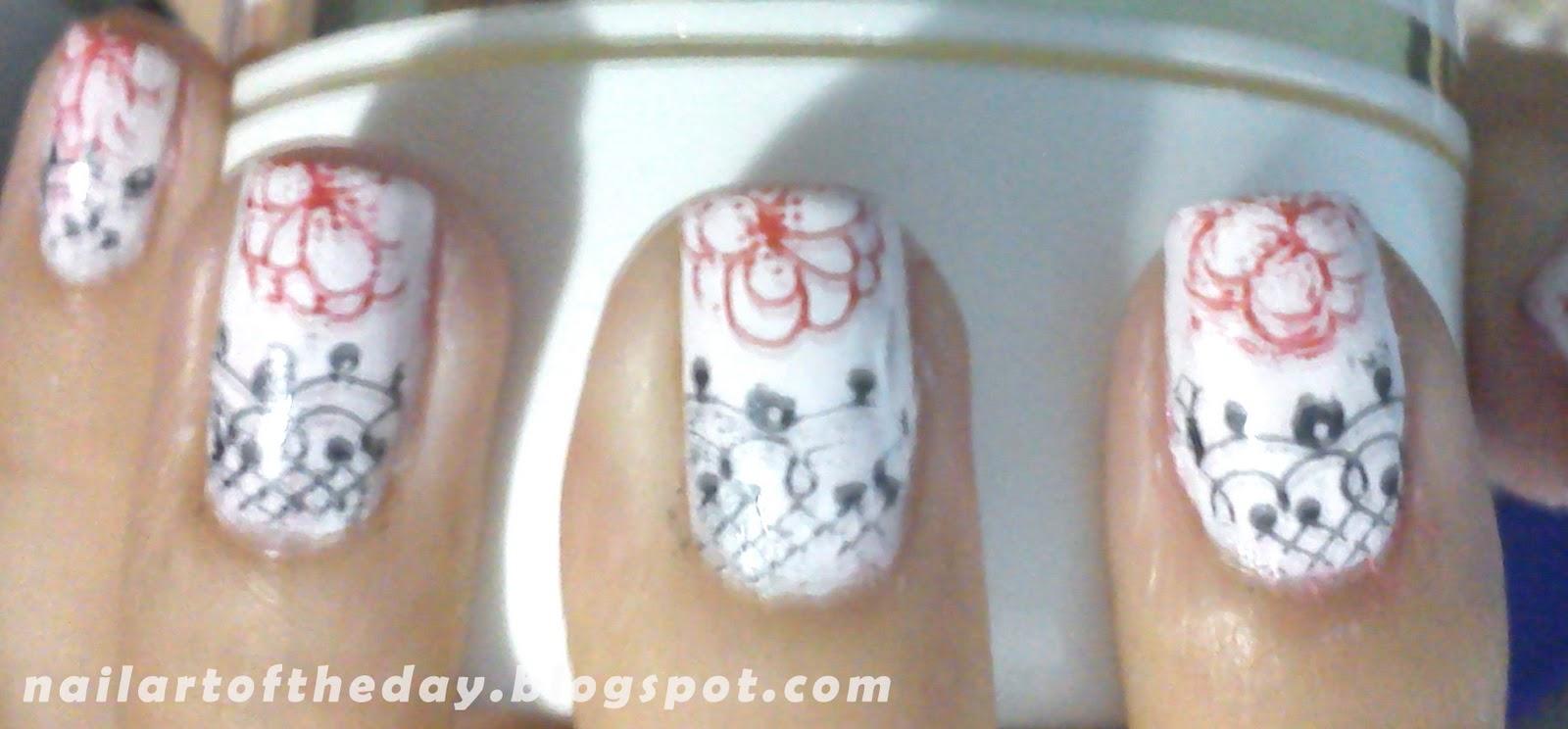 nail art blink