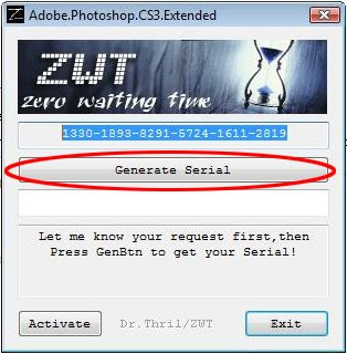 photoshop cs3 extended full crack