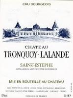 Château Tronquoy-Lalande - Saint-Estèphe
