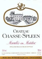 chasse-spleen tiquette