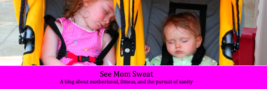 See Mom Sweat