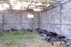 Massacre in Tamaulipas This Week