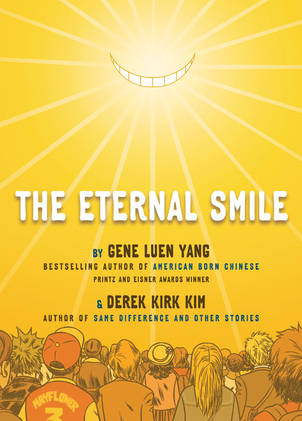 The Eternal Smile by Gene Leun Yang