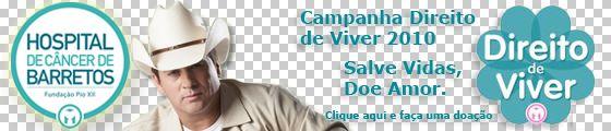 campanha direito de viver 2010 clik