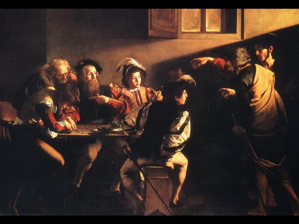 A vocação de Mateus