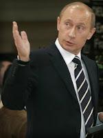 Putin on the blitz
