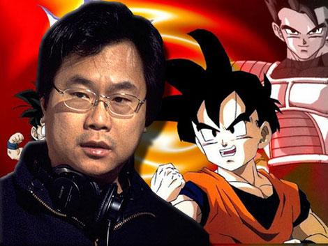 Creador de dragon ball,Akira Toriyama...