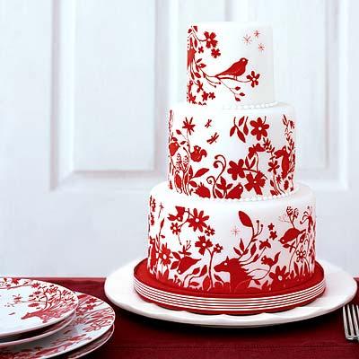 roaring red weddings
