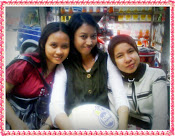 me & frend