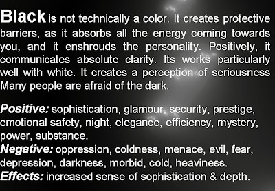 Meaning Of Colors Psychology Of Color Personality