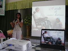 1º Treinamento Deptº Infantil - 2010