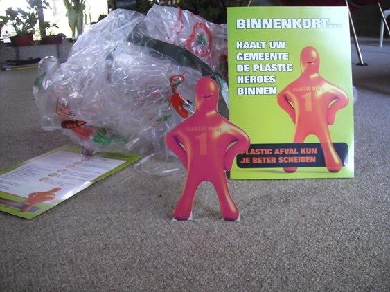 Horst-sweet-Horst: Klein mysterie 150 – Plastic hero