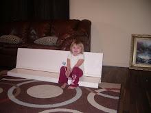 My cute little Haley