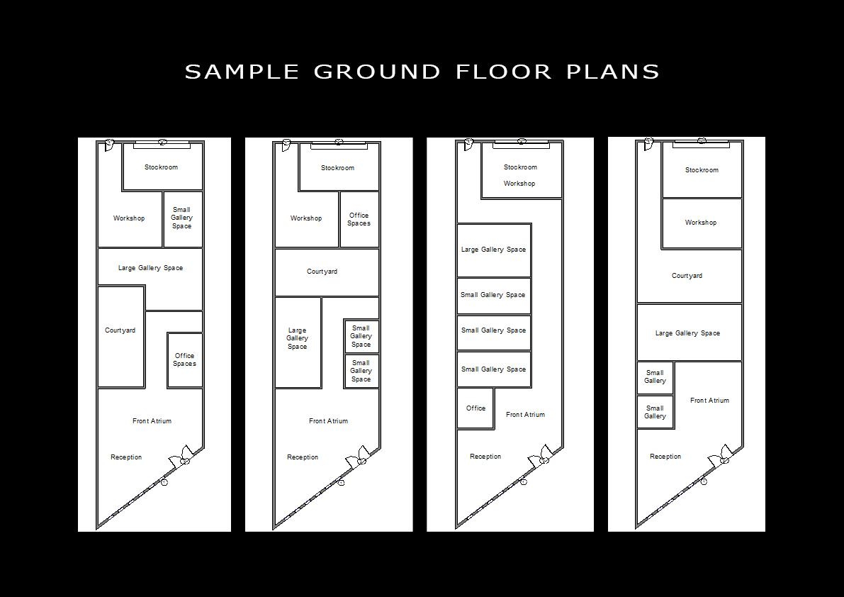 Lachlan Stanton ARCH1201 Revit Architecture Exploration