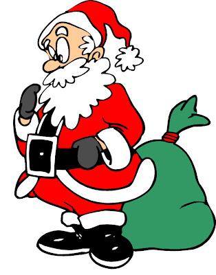 where is santa claus