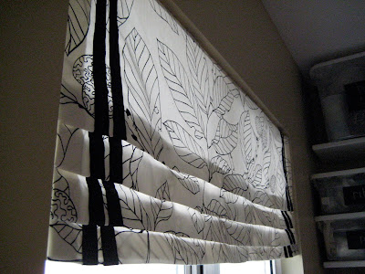 How To Make A Faux Roman Blind Markova Design