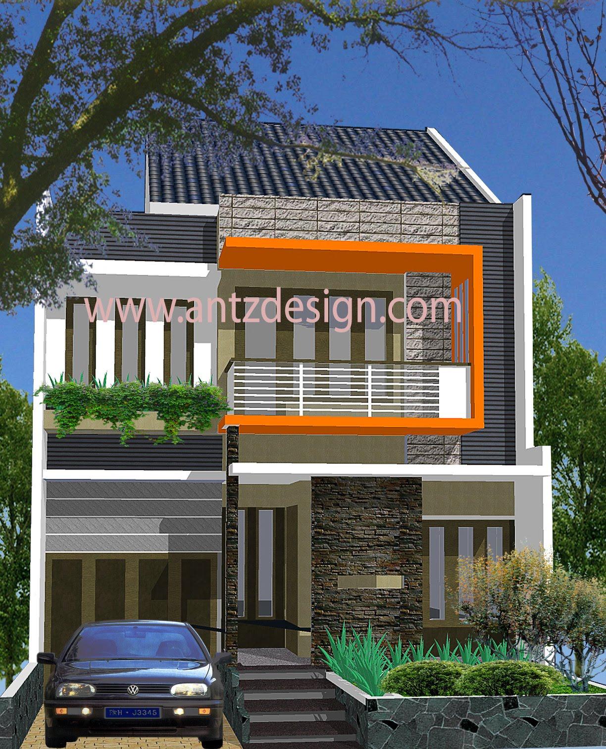 Galeri ide Desain Rumah Minimalis Type 21 yang fungsional