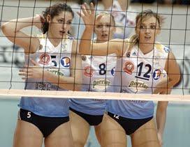 Sexy European Volleyball Girls #3. Labels: black spandex, European Girls, ...