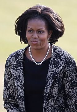 ICHEOKU, AMERICA'S GREAT FIRST LADY!