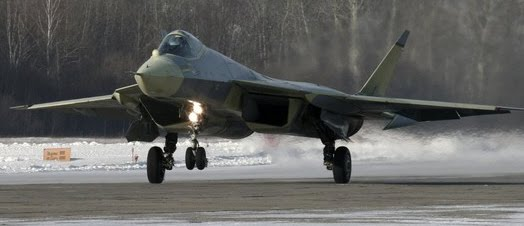 ICHEOKU, BEHOLD RUSSIA'S ANSWER TO USA F-22 RAPTOR QUESTION?