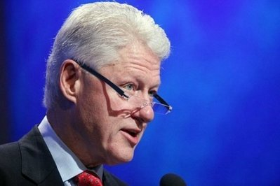 ICHEOKU, PRESIDENT BILL CLINTON'S RECURRING HEART PROBLEMS?