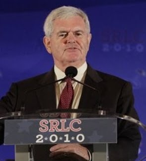 ICHEOKU, ONE REPUBLICAN NAMED NEWT 'SLOBODAN' GINGRICH?
