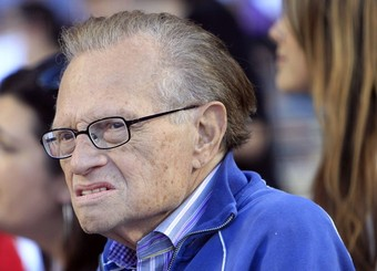 LARRY KING SIGNS OFF AFTER 25 YEARS?