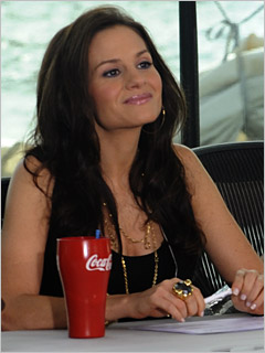 KARA DIOGUARDI, JUDGE-LESS JUDGE, FINALLY FIRED FROM AMERICAN IDOL?