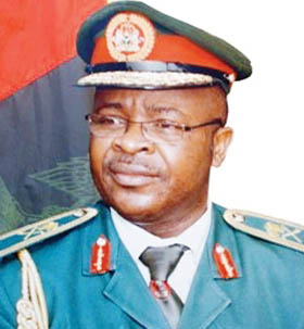 GENERAL IHEJIRIKA, NIGERIA'S POST WAR FIRST COAS OF IGBO EXTRACTION