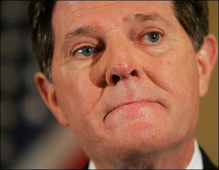 TOM DELAY GOES TO PRISON.