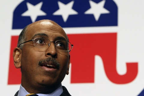 MICHAEL STEELE OUT, REPUBLICANS ROMANCE WITH BLACKS IS OVER?