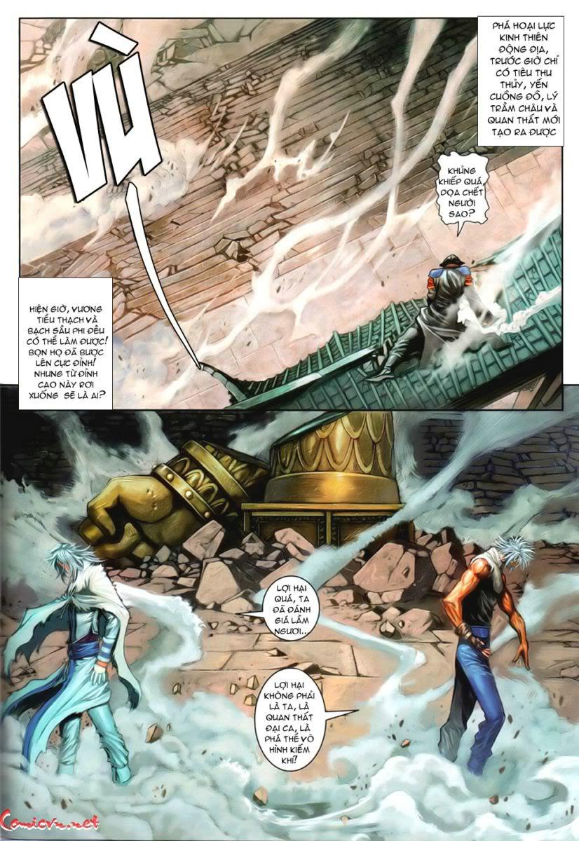 Ôn Thuỵ An Quần Hiệp Truyện chap 93 - Trang 12
