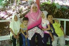 Isteri dan anak-anak