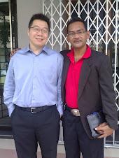 CHAIRMAN STEVICO (M) ASEAN & FOUNDER G.E.C