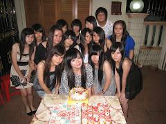 2010 的生日 ♥