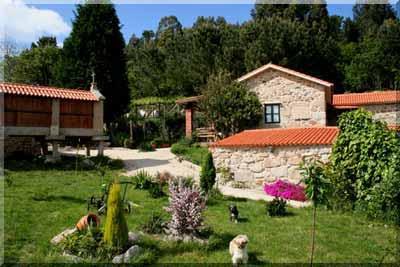 Turismo enxebre casas rurales de galicia - Casas turismo rural galicia ...