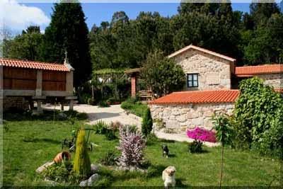 Turismo enxebre casas rurales de galicia - Galicia casas rurales ...