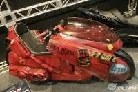 Akira The famous red motorbike of Kaneda.