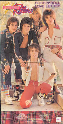 funny albums bay city rollers