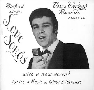 funny record album covers monafred sings love songs self designed produced record photo very basic design